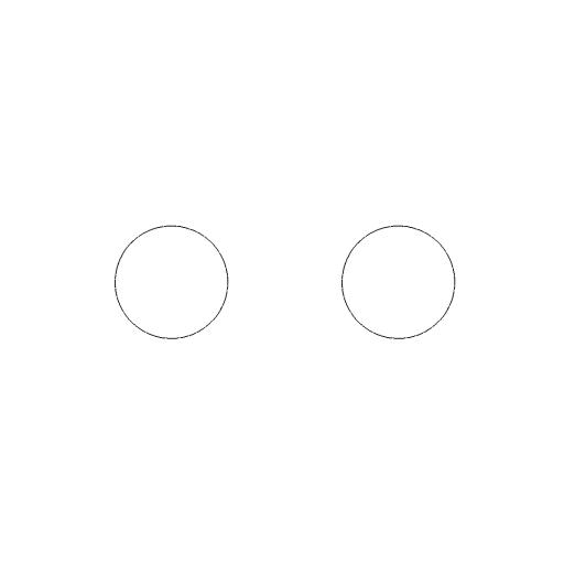 No. 130 - Ball 3mm (2pcs)