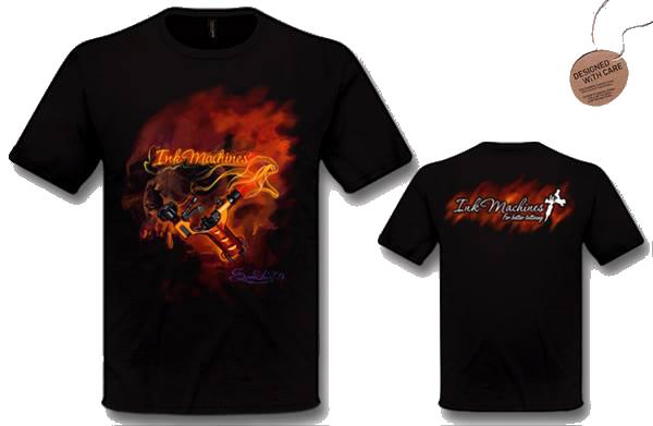 T-Shirt Dmitriy Samohin size L