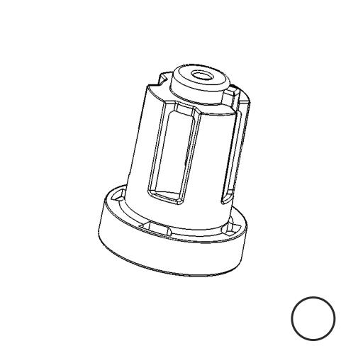 No. 120 - Drivemagnet Standard (White)