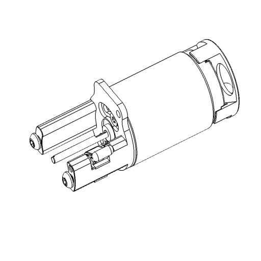 No. 70 - Motor assembly Stingray X2