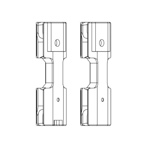 No. 215 X2 Slides (2pcs)