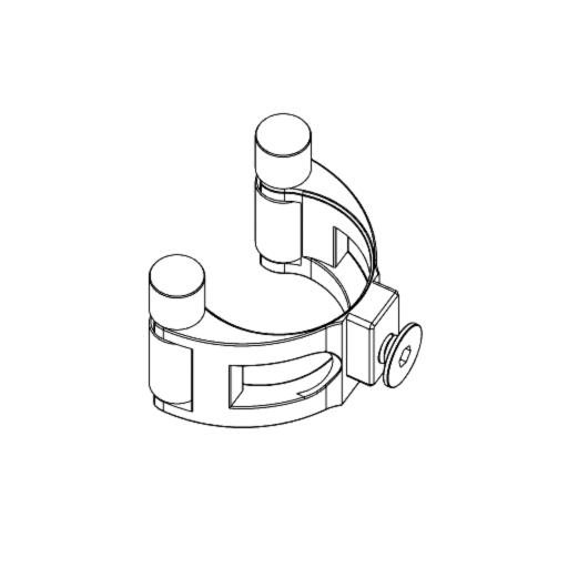 No. 217 - X2 Counter weight assy