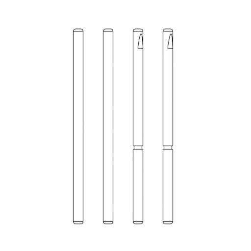 No. 238 - X2 Guide pins
