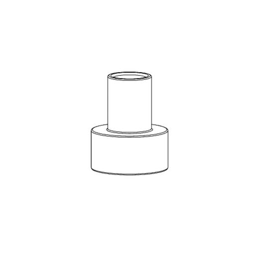 No. 245 - Shaft isolator