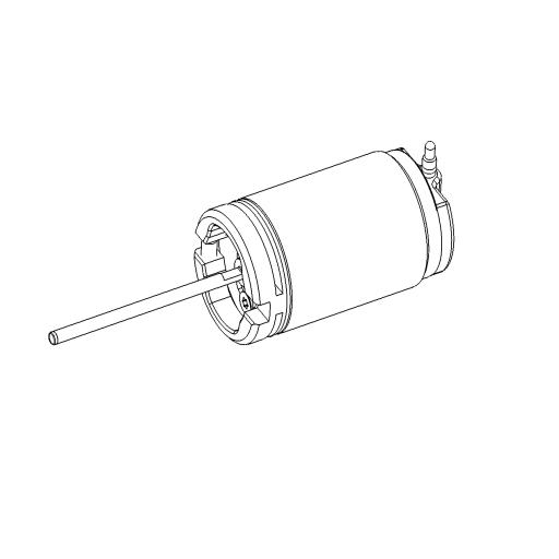 No. 135 - Motor assy
