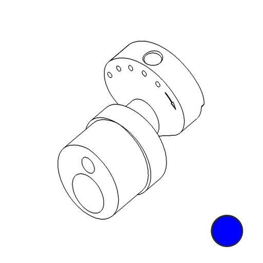 No. 81 - Cam 3.5mm stroke Smooth (Blue)