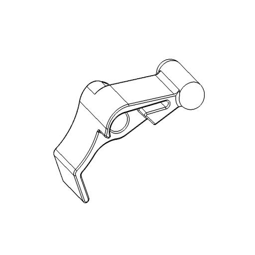 No. 62 - Release lever