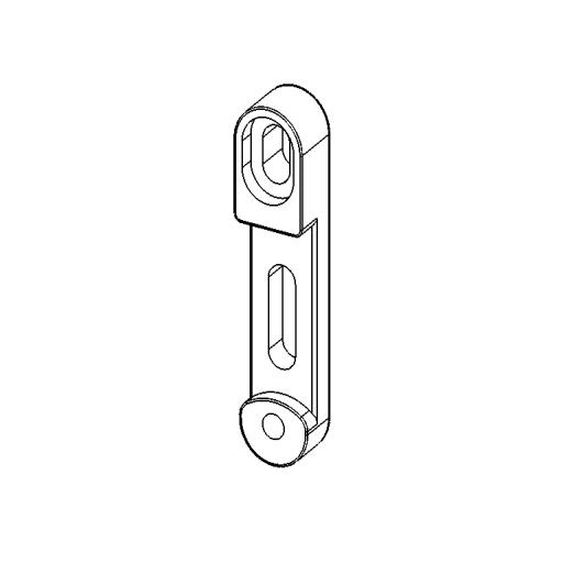 No. 71-B - Alu bearing rod