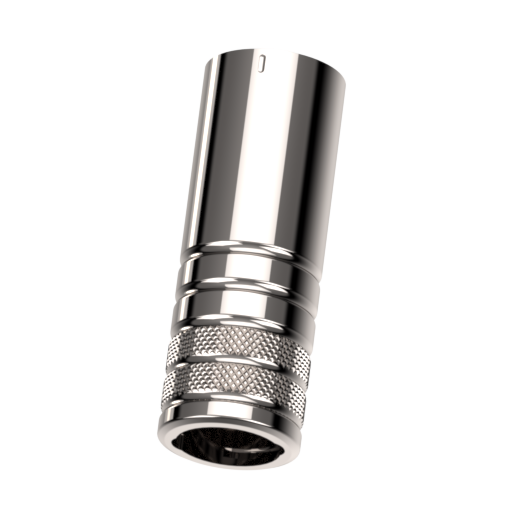 Scorpion grip 22mm Polished Stainless steel